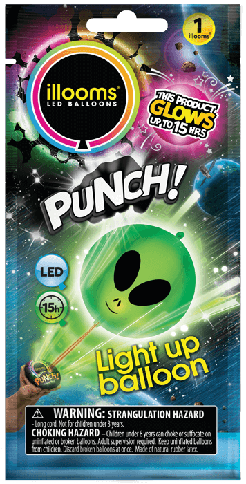 Alien Punch 1 Pack
