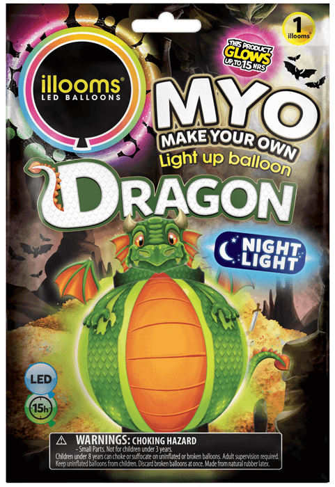 Make Your Own Dragon Lantern