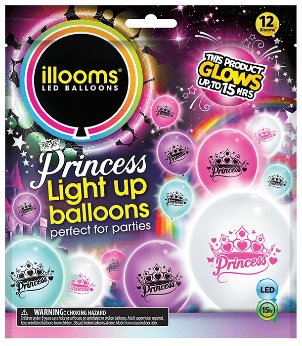 Princess 12 Pack