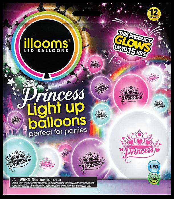 Princess 12 Pack