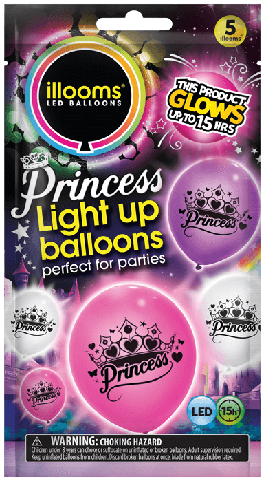 Princess 5 Pack