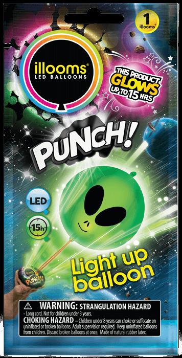 Alien Punch 1 Pack