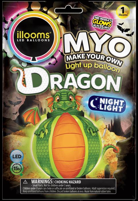 Make Your Own Dragon Lantern