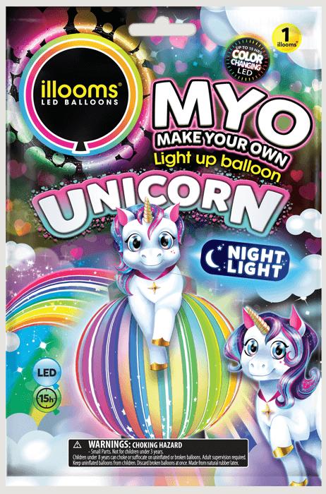 Make Your Own Unicorn Lantern